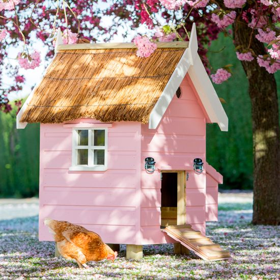 5 gorgeous chicken coops for your country garden