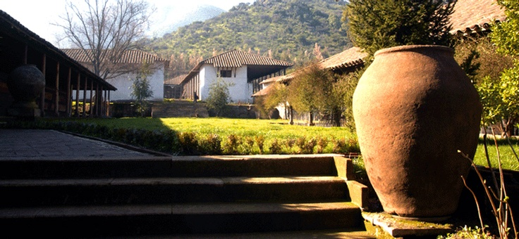 Hacienda Los Lingues ® / Valle de Colchagua, Chile