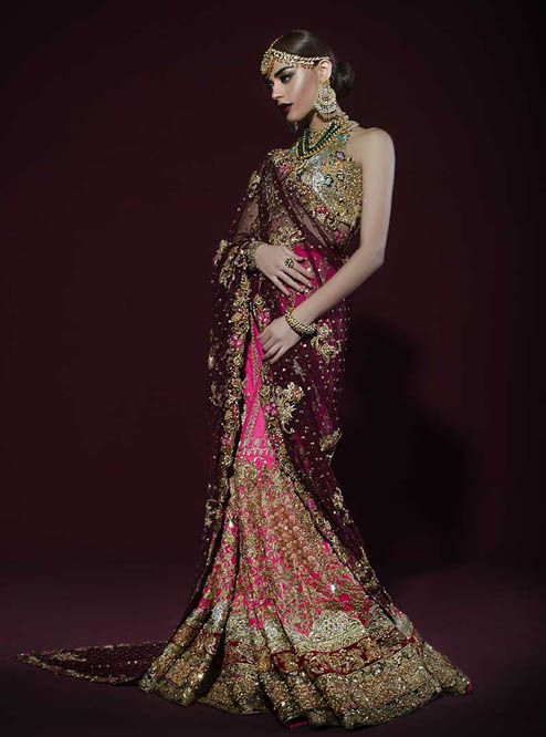 39 best Bridal Wear Designer Luxury Dresses images on Pinterest ...