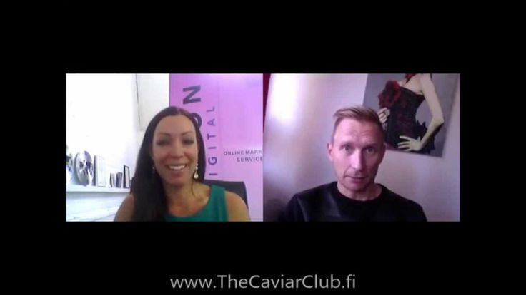 The Caviar Club - Divet Shown luoja Marko Vainio