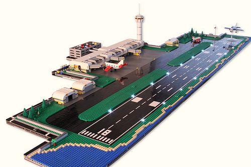 Micropolis Airport Dusk                                                       …
