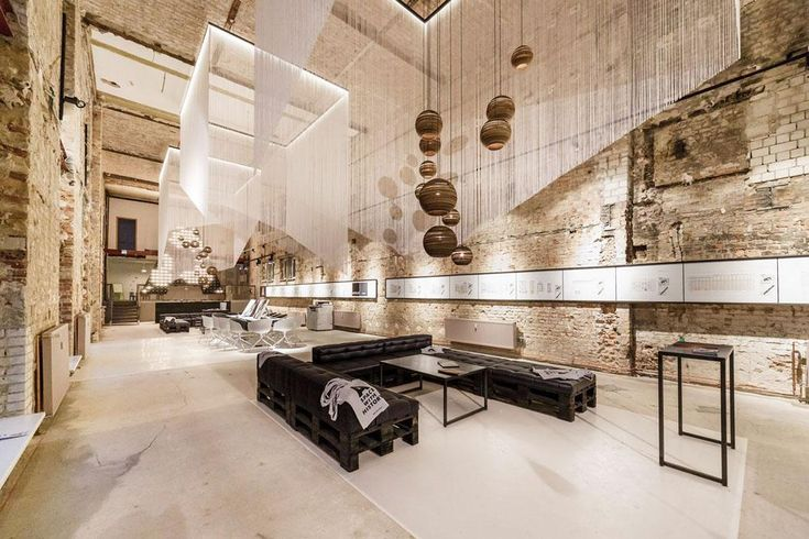 Un appartement de luxe pour illustrer le fameux style « chic délabré »