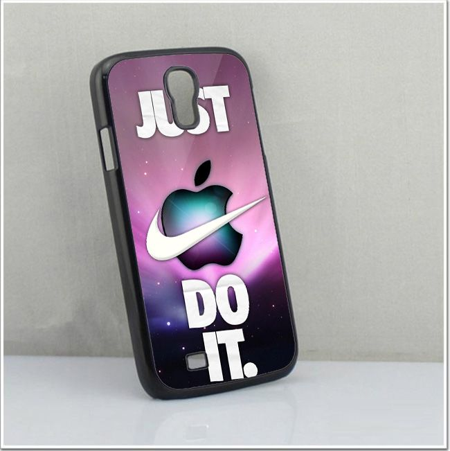 Nike Just Do it with Apple Logo Samsung