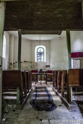 Riti József Attila személyes blogja: A kidei unitárius templom
