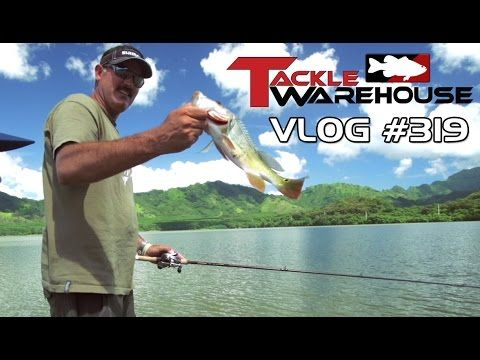 Tackle Warehouse Hawaii 2014 Part 3 feat. Jared Lintner - Tackle Warehouse VLOG #319 - YouTube