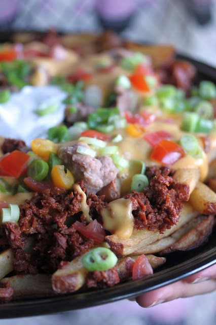 Vegan Fries Supreme - Taco Bell Veganized