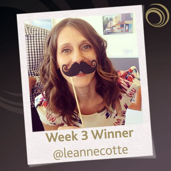 Week 3 winner of our Instagram competition - Have you discovered the Curl Revolution @leannecotte