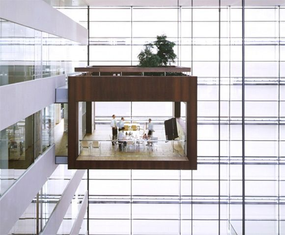 Suspended Meeting Box