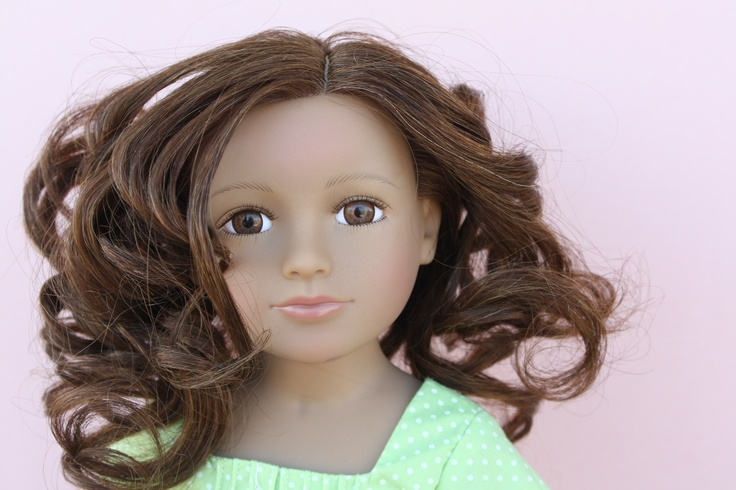 Hair Style Zone: 80 Best My Salon Doll Images On Pinterest