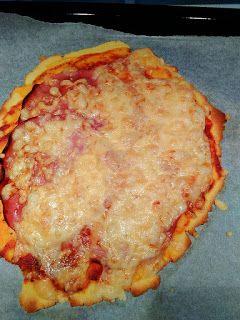 Maminkou napořád ♥: Zdravá pizza
