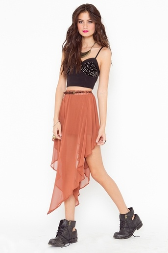Sideshow Skirt - Copper  Style #: 14080    Now$33.60