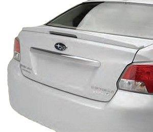 Subaru Impreza 4-Door Sedan Flush Mount Factory Style Spoiler 2012-2017