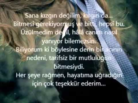 Kahraman Tazeoğlu || Bitmesi gerekiyormuş ve bitti - YouTube