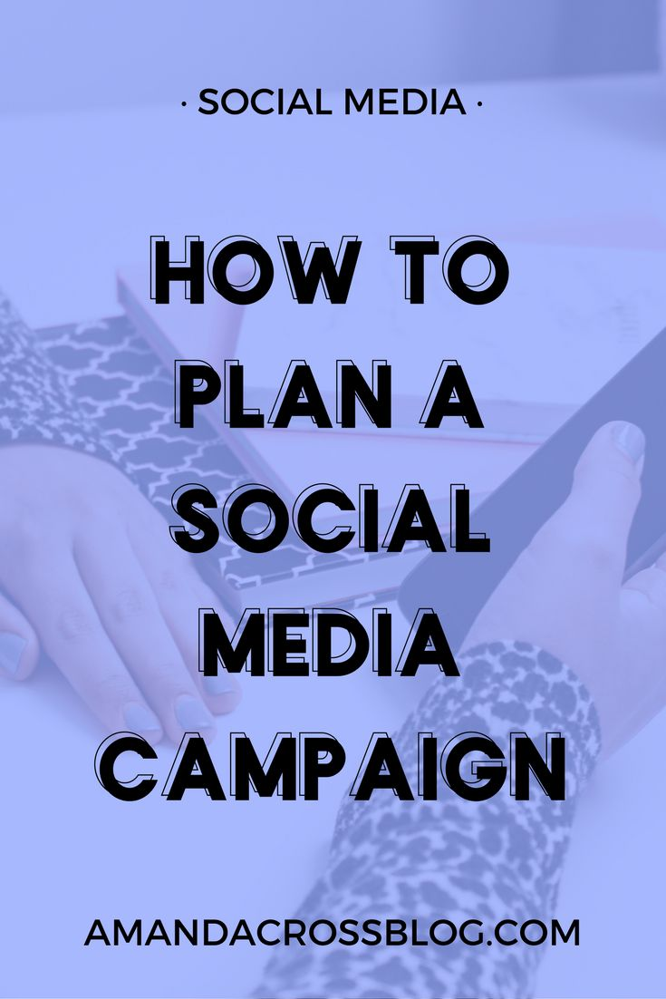 How To Plan A Social Media Campaign | Click through to be walked through the entire social media campaign process from ideation to promotion. Social media campaigns are a great way to make money as a blogger, but you must carefully plan out your campaigns. This blog post gives you an in-depth look at the entire process.