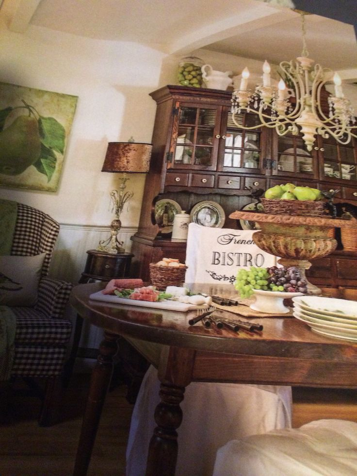 French Country Style Magazine French Style Pinterest