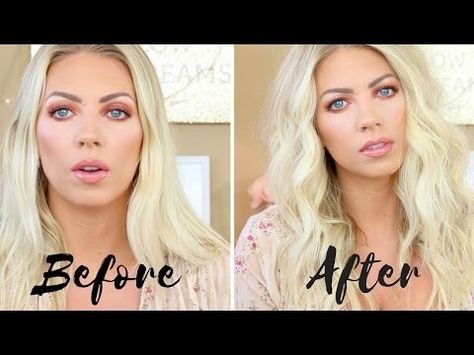 Hair CURLING Trick You NEED To Know | Loose, Boho, Beachy Waves – YouTube