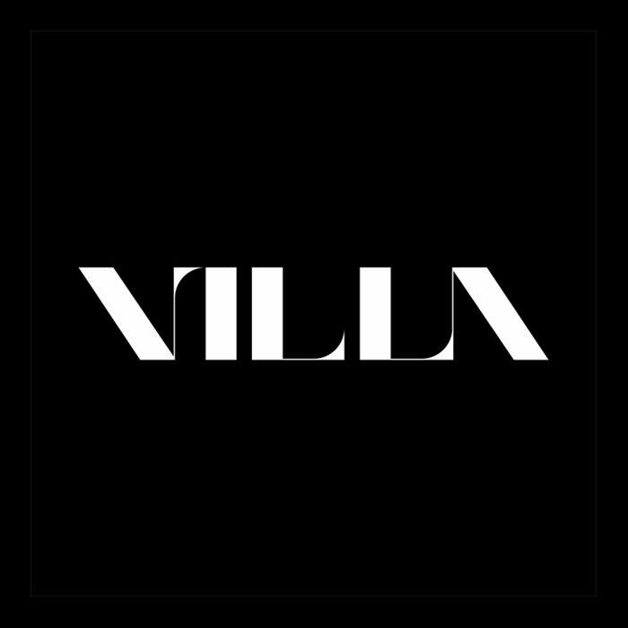 Villa by Kurppa Hosk. #logotype #wordmark #branding