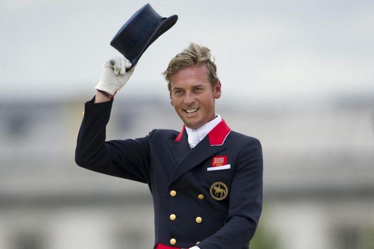 Carl Hester of Great Britain