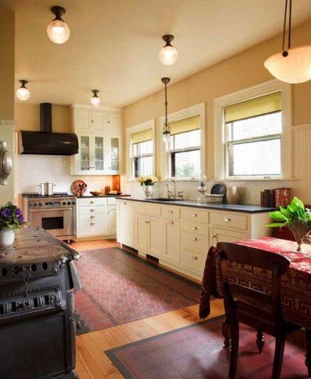 De 25 bedste id er inden for 1920s house p pinterest for 1920s kitchen floor