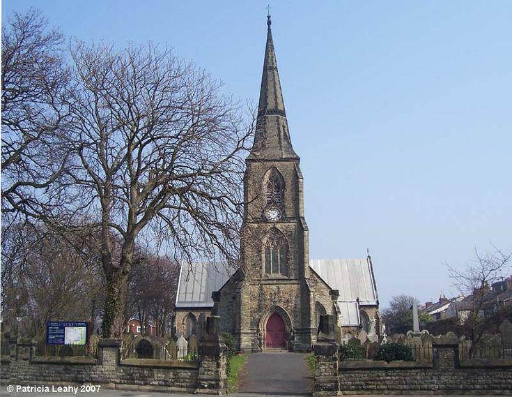 St Luke's, Crosby