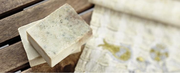 % Natural Olive Oil Soaps.Bay,goat's milk,sulfur,stinging nettle