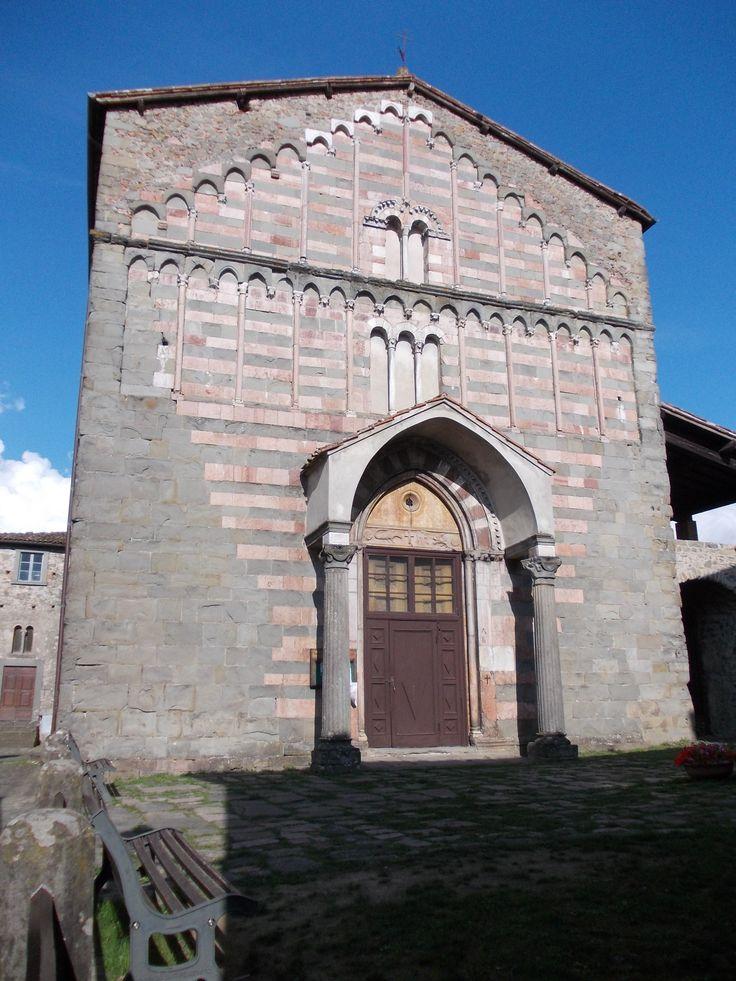 Chiesa di S.Michele - Castiglione Garfagnana