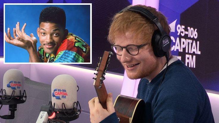 """Ed Sheeran faz releitura ao vivo do tema de """"Um Maluco no Pedaço"""" em rádio americana - Critical Hits - EExpoNews"""
