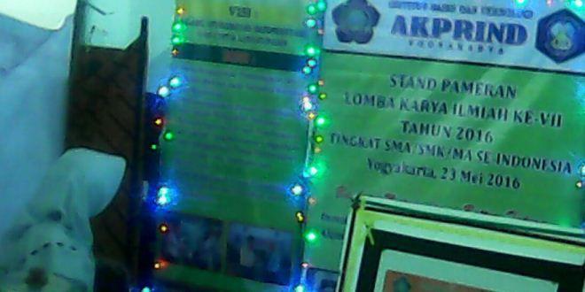 Sultan HB X Apresiasi Lomba KIR IST AKPRIND | Edupost.ID