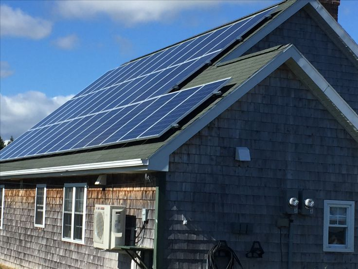 SolarEdge system installed by SunAir Energy Solutions http://sunair.ca/category-solar/