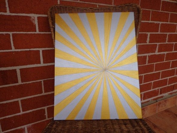 11 - Starburst Canvas || Inspired Life with Jess