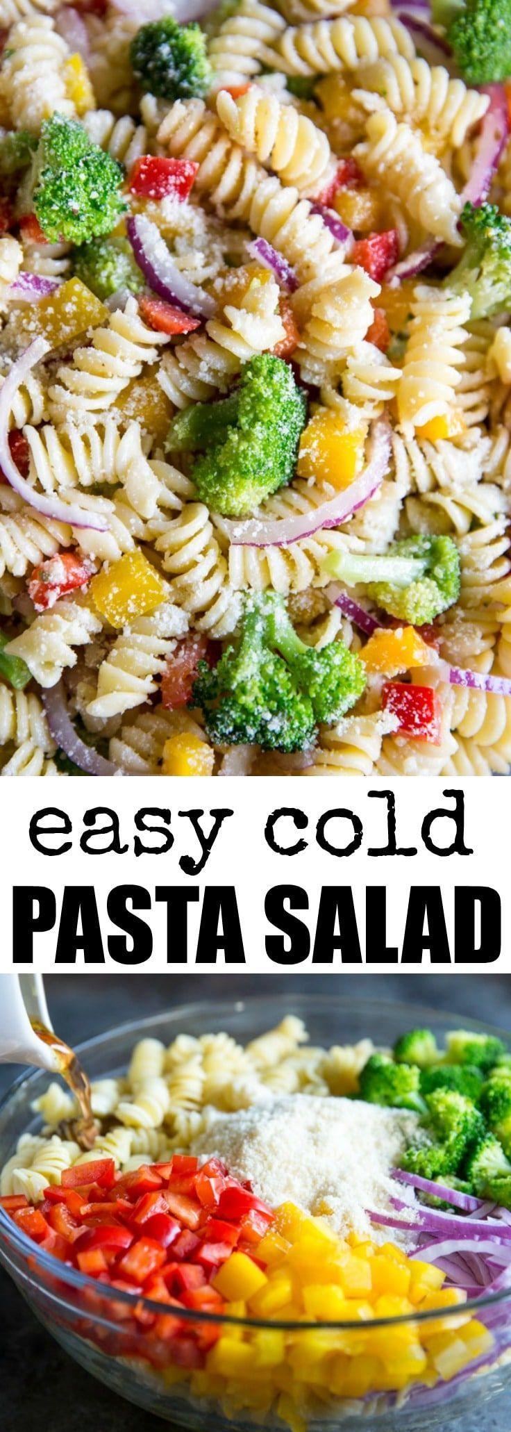 As 25 Melhores Ideias De Cold Pasta Salads No Pinterest
