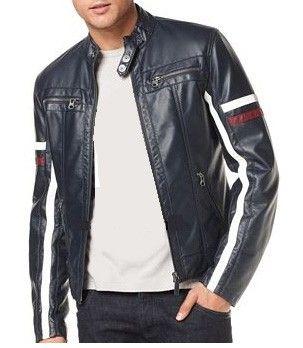 "Giacca in pelle da uomo ""S Line"" http://giaccheinpelleuomo.com/giacche-in-pelle-homo/13-giacca-in-pelle-da-uomo-dundy.html"
