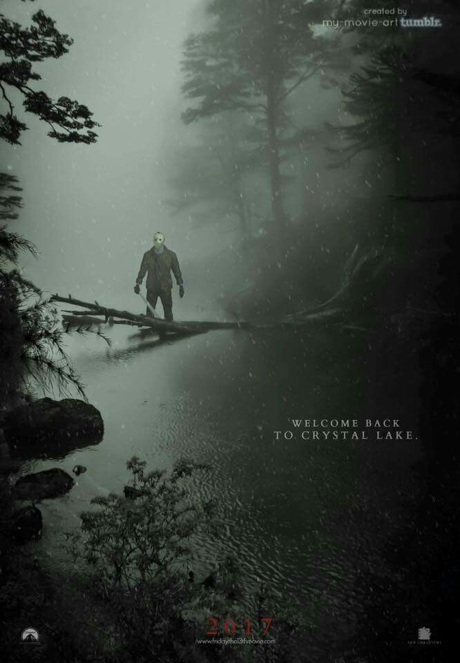"""""""Its got a death curse."""" ~ Jason Voorhees // Friday the 13th"""