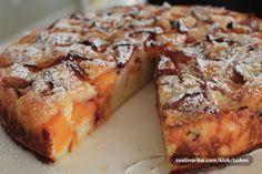 Fantastický ovocný koláček z tvarohového těsta ......http://www.nejrecept.cz/recept/fantasticky-ovocny-kolacek-z-tvarohoveho-testa-r3197