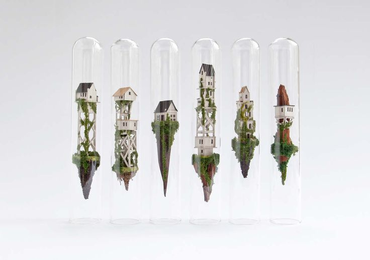 Micro Matter – The miniature sculptures by Rosa de Jong | Ufunk.net