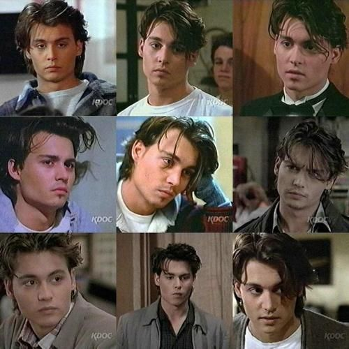 My heart just melted....Oh, Johnny, why do you do this to me?