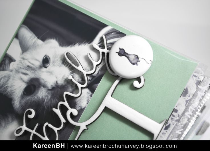 Badge: Kjkareen for Accent Scrapbooking