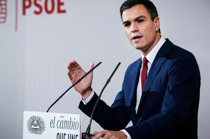 With Pedro Sánchez as president the Bilderberg Group will gain even more power in Spain http://lionsgroundnews.com/pedro-sanchez-president-bilderberg-group-spain/