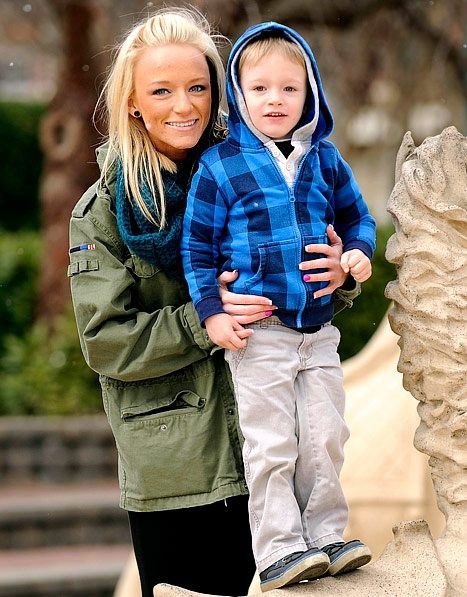 """Teen Mom Maci 