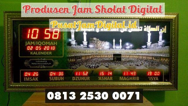 Jam Waktu Digital Di Tanjung Jabung Timur Wa 0813 2530 0071