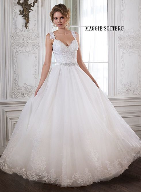 11 best Maggie Sottero images on Pinterest | Wedding frocks ...