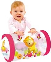 Smoby Cotoons Baby Roul #SImbaToys #toys #smoby #playtime #funtime #pink #cute #baby