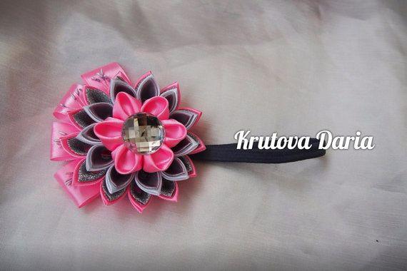 Wreaths tiaras, Wreaths, tiaras, Handmade, Hair jewelry, Hair accessories, Kanzashi headband