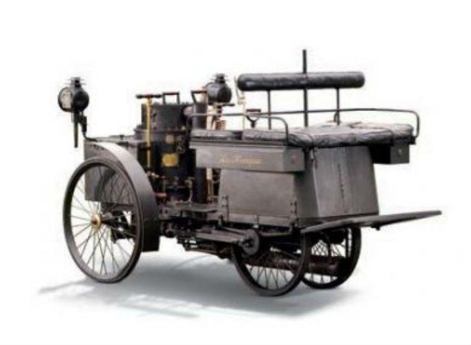 Dumitru Văsescu a fost profesor, inginer şi inventator român ce a construit un model de automobil acţionat prin forţa aburilor, invenţie care a precedat automobilul cu benzină.