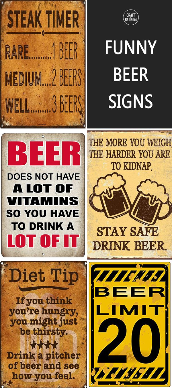 Cocktail Beer Metal Poster Wall Decor Tin Sign Wall Hanging Bar Home DecoODUS