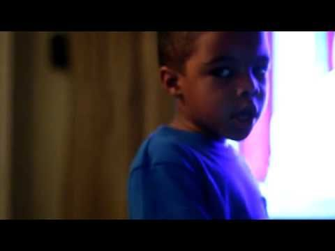 The 4-year-old hip hop producer