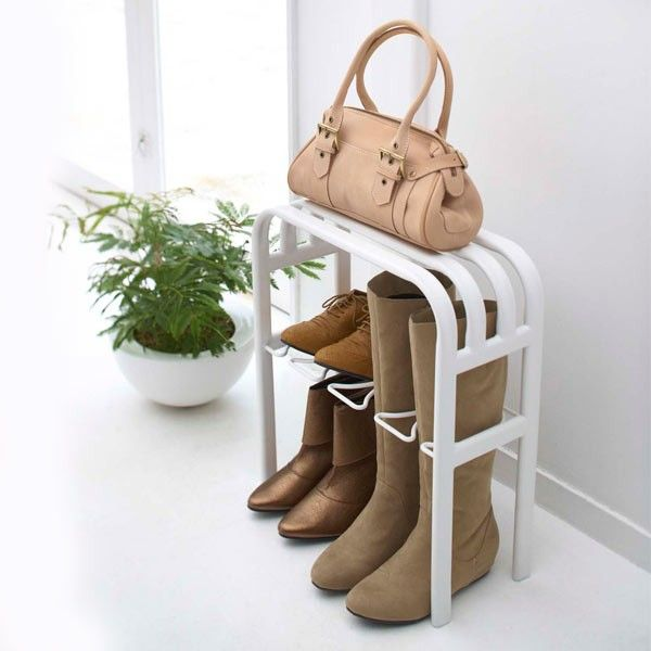 bench with shoe rack givensa