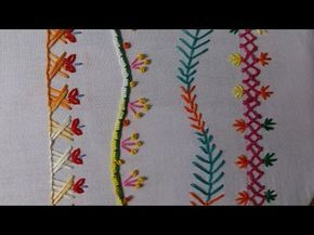 Hand embroidery stitches tutorial for beginners. facebook https://www.facebook.com/Leishas-Galaxy-1753547961573172/ twitter https://twitter.com/leisha1926 please subscribe, like and share. thank you for watching.