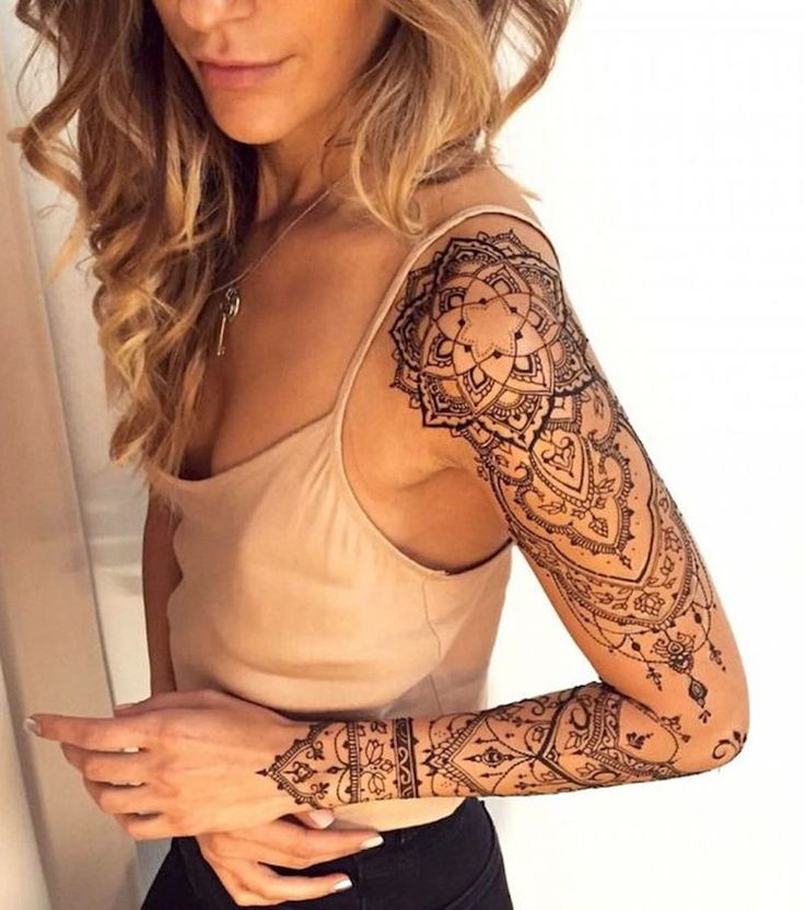 La complexité liée à la signification tatouage mandala est une manière de pouvoir attirer des esprits bénéfiques