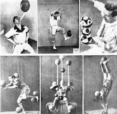 Circus Performer poster